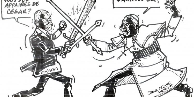 l'épée vs la croix
