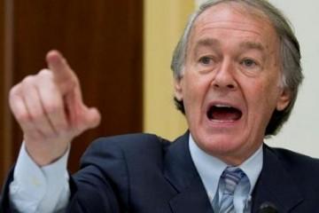Le senateur américain Ed Markey