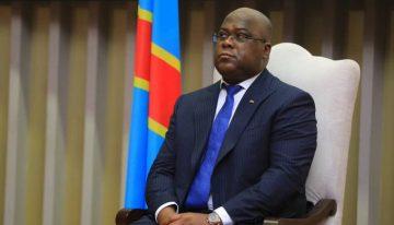 Twitter/@Presidence_RDC
