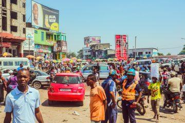 Photo d'archives : la vie à Kinshasa, le 7 février 2017. © Malou Blank/Flickr